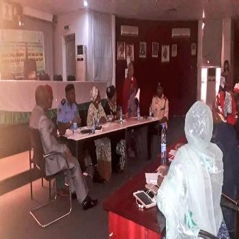 World Humanitarian day Stakeholders meeting